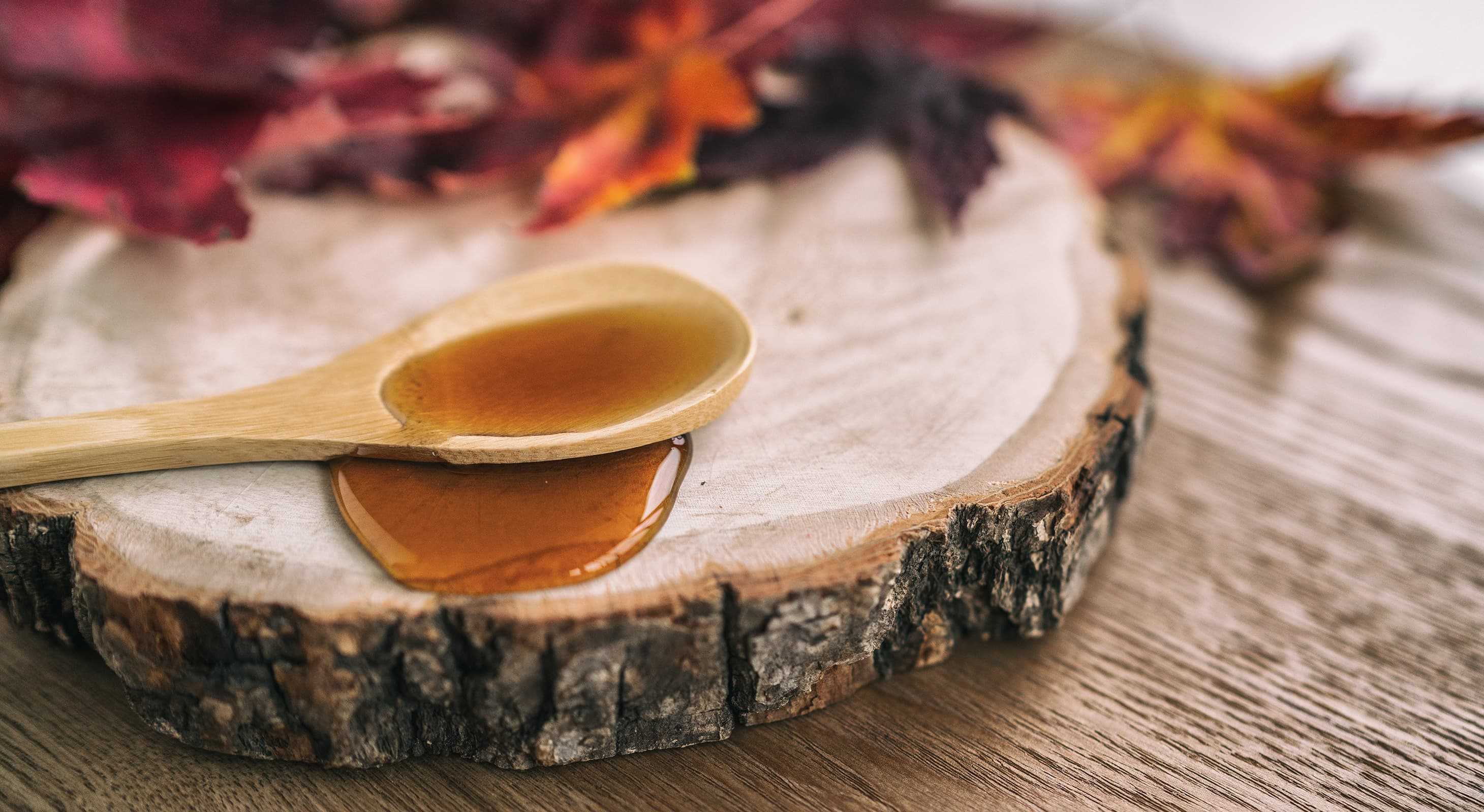 Maple sugar from Maine