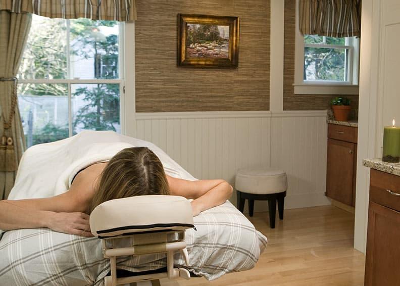 Massage at Hartstone Inn