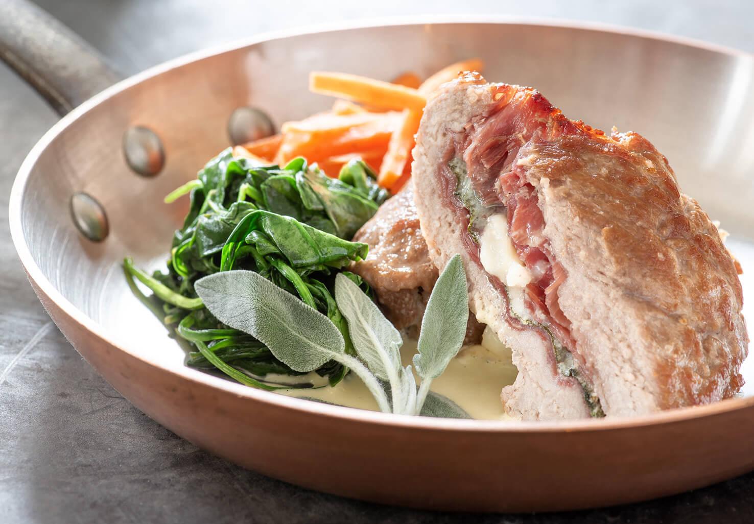 gourmet dining at Hartstone Inn