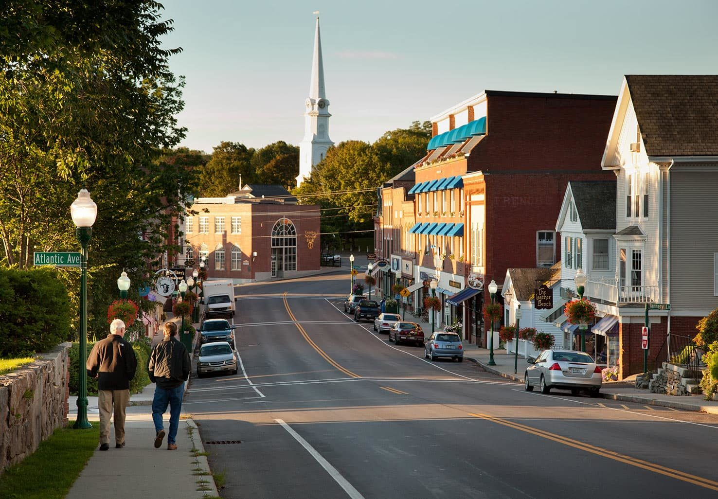 Streets in the Town of Camden, ME