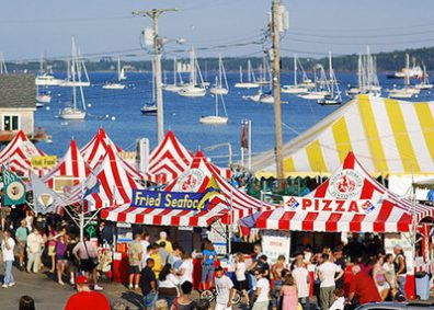 Event - 73rd Maine Lobster Festival